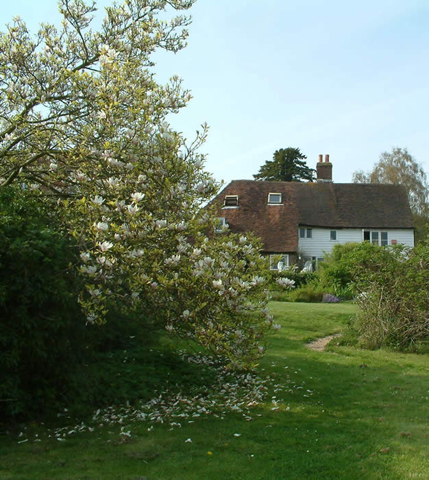 Spring at The Wheelwrights